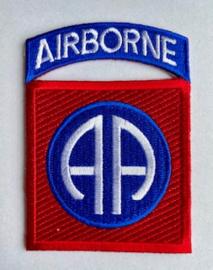 Badge 82 US Airborne Division