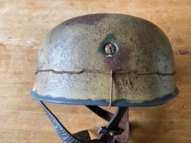 Helm Duitse Fallschirmjaeger M38 Camouflage
