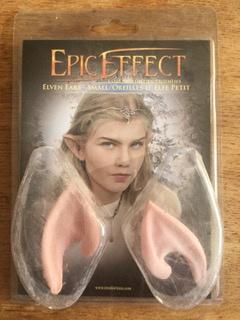 Elfen oren klein
