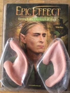 Elfen oren, groot