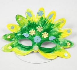kinderfeestje maskers