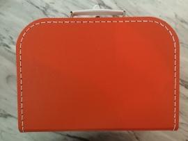 koffer oranje