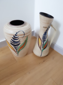 Set Vases Scheurich