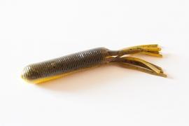 tube brown yellow