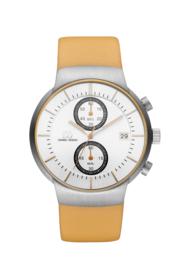 Danish Design horloge wit 41.5 mm