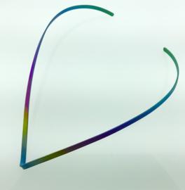 Titanium open spang multicolor 2