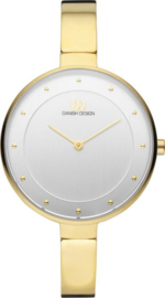 Danish Design horloge goud 35 mm