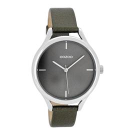 OOZOO Timepieces grijs 38 mm