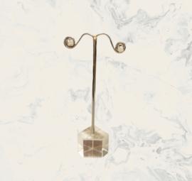 Zilveren oorknopjes bolletjes