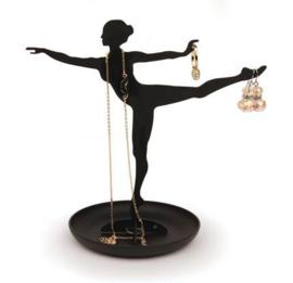 Sieraden rek ballerina