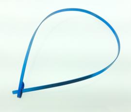Titanium gesloten spang blauw