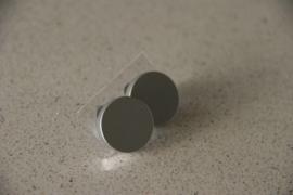 Oorknopjes zilverkleur