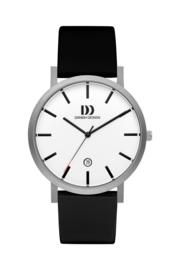 Danish Design horloge wit 40 mm