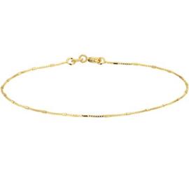 Gouden armbandje venetiaans
