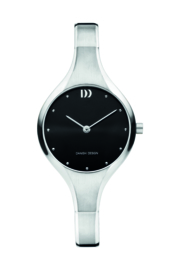 Danish Design horloge zwart 28 mm