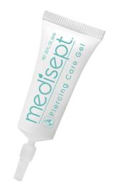 Piercing care gel