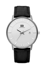 Danish Design horloge grijs 39 mm
