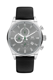Danish Design horloge grijs 43 mm
