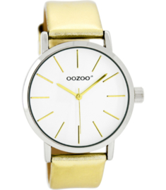 OOZOO JR goud 40 mm