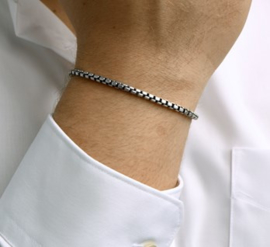 Armband oxi venetiaans 3,5 mm 20 cm