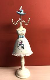 Sieradenrek white dress