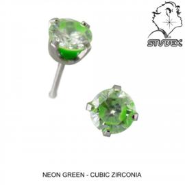 Zweerknopjes groen