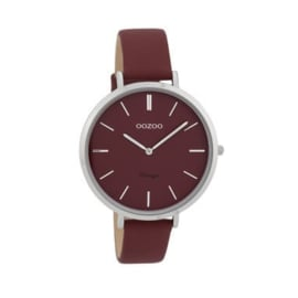 OOZOO Vintage burgundy 40 mm
