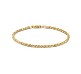 Armband koord 2,5 mm 18 cm