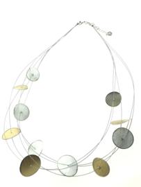 CultureMix collier cirkels