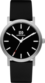 Danish Design horloge zwart 33 mm