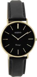 OOZOO vintage zwart 32 mm