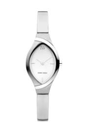 Danish Design horloge zilver 22 mm