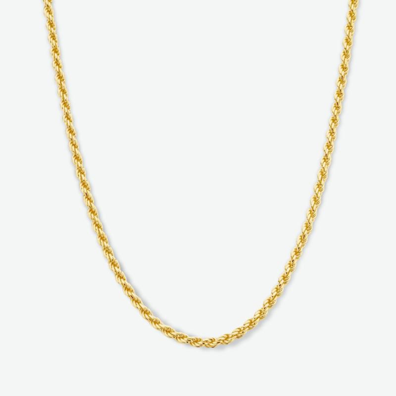 collier koord 3,5 mm 40 + 4 cm