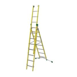 FACAL Vetroprima GVK ladder 7+8+8 sporten - V260-3