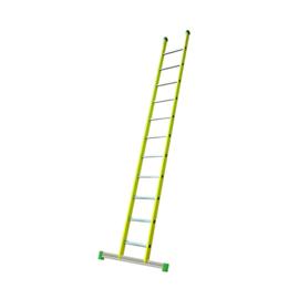 V355/SB - FACAL Vetroprima GVK enkele rechter ladder 12 sporten met stabiliteitsbalk