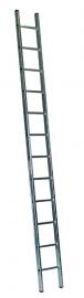 P100014Z - ERNST enkele rechte ladder 14 sporten