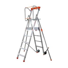 FACAL Platea verrijdbare magazijn/montage trappen