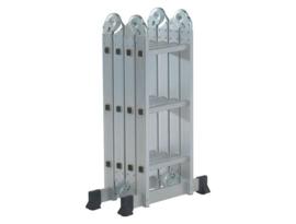 ALUCRAFT vouwladder 4 x 3 sporten ☼☼ - A140003