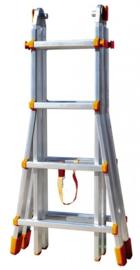 FACAL Euro Briko Telescoopladder 4x4 sporten - FABK2