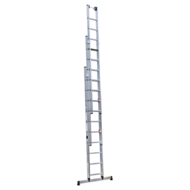 Smart level ladders Pro driedelige opsteekladders ☼☼☼