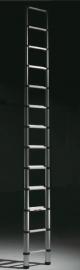 602381 Telesteps Classico telescopische ladder 13 sporten