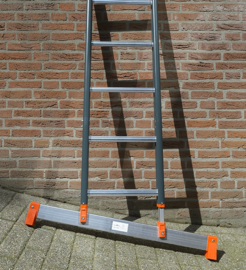 Smart Level Ladders Premium driedelige opsteekladders ☼☼☼