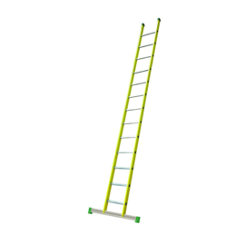 V411/SB - FACAL Vetroprima GVK enkele rechte ladder 14 sporten met stabiliteitsbalk