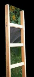 Professionele houten ladder 14 sporten