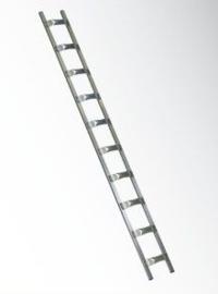 Ernst aluminium dakdekkersladder