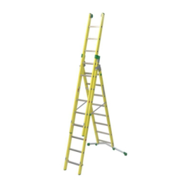 FACAL Vetroprima GVK ladder 8+9+9 sporten - V290-3