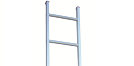 Alucraft enkele rechte ladder  ☼☼+