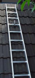 Weco aluminium schoorsteenveger ladder