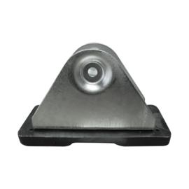 FACAL zwenkbare laddervoet klein - FAPSP