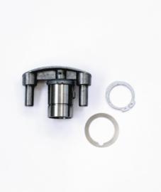 13800801 - WAKÜ kern met pal voor veiligheidsscharnier, metaal